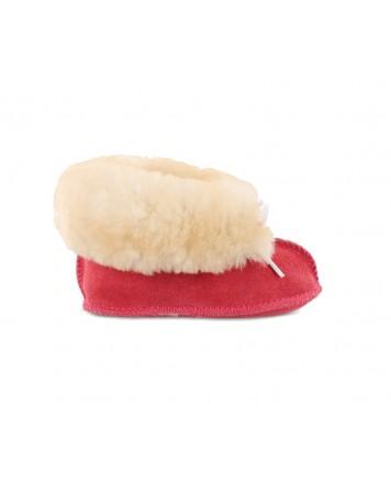 Sheepskin Bootie
