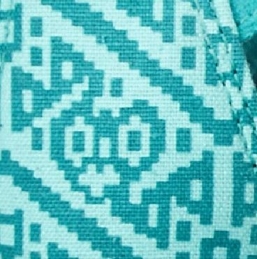 Turquoise Mesa Fabric