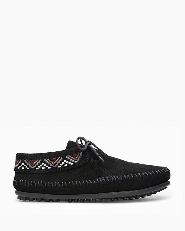 Minnetonka Mosaic Boot Black