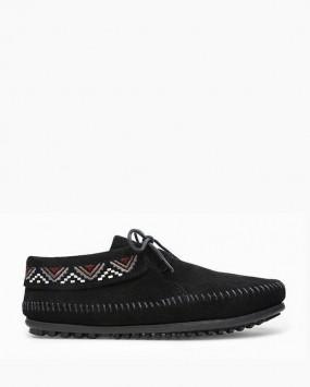 Minnetonka Mosaic Boot Black