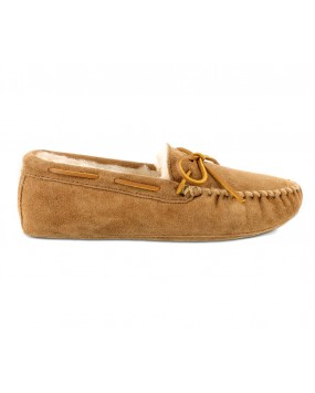 Sheepskin Softsole Moccasin