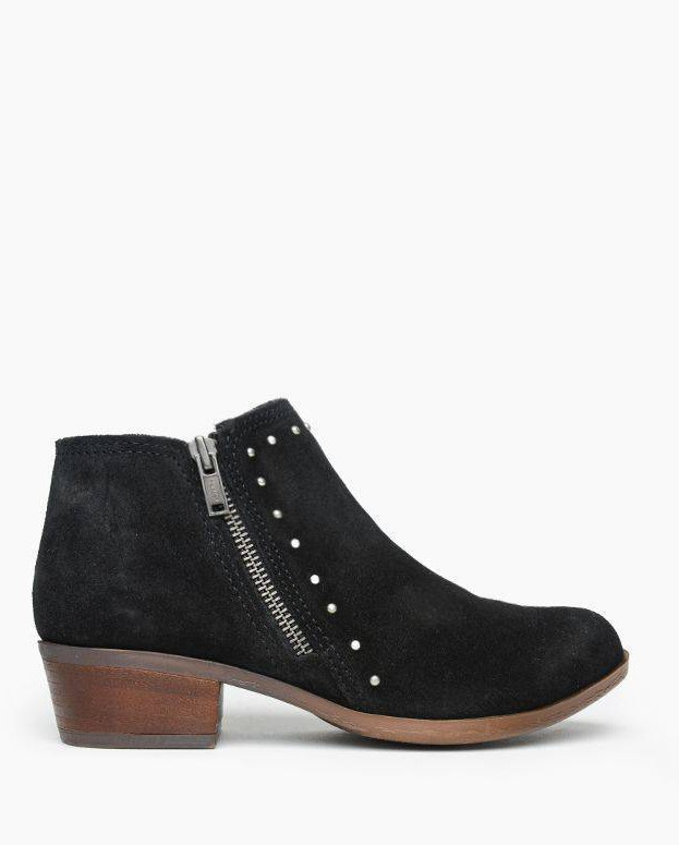 Minnetonka Brie Boot Black