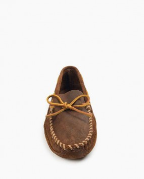 Double Bottom Softsole Brown Ruff