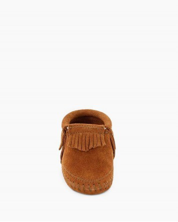 Riley Bootie Brown