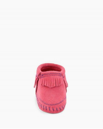 Riley Bootie Hot Pink
