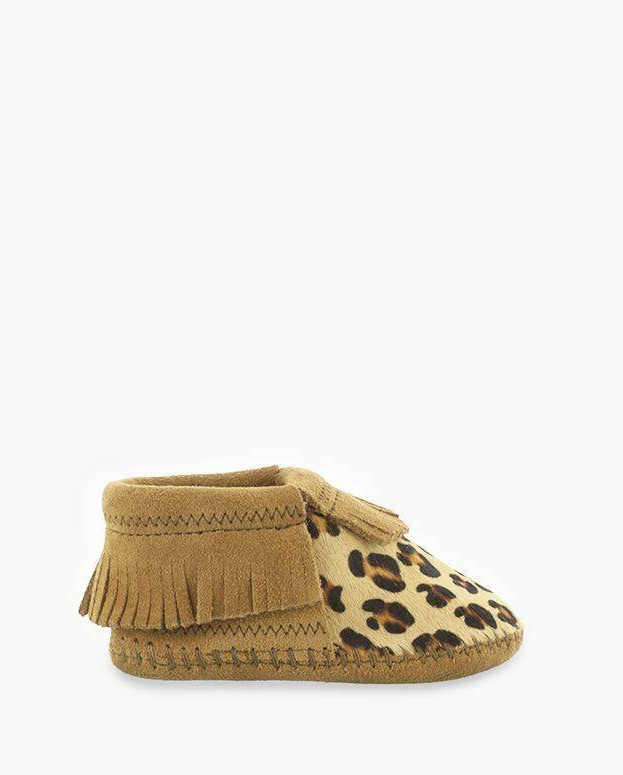 Riley Bootie Leopard