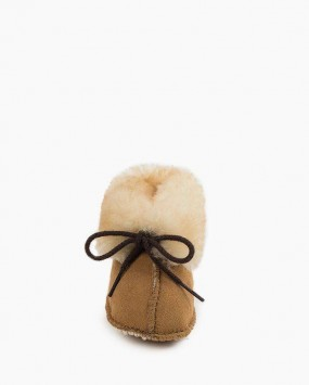 Sheepskin Bootie Tan