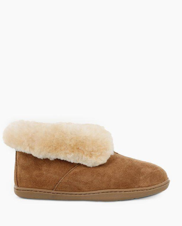 Sheepskin Ankle Boot Golden...