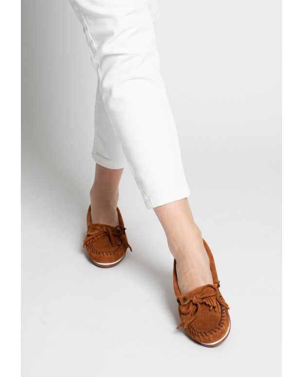Moccassins KILTYPLUS BROWN