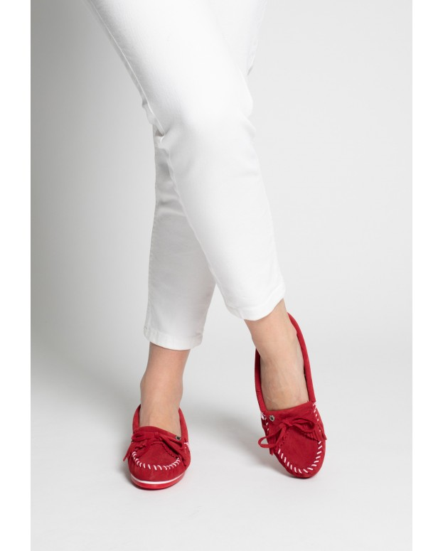 Moccassins KILTYPLUS RED
