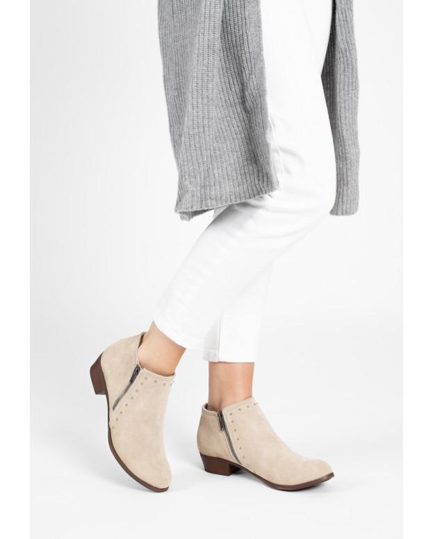 Brie Boot Stone