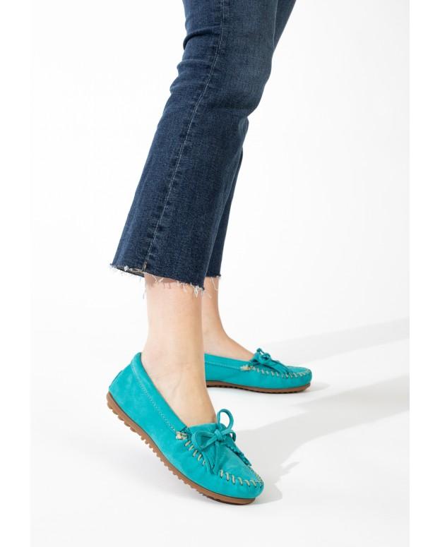 Kilty Hardsole Turquoise
