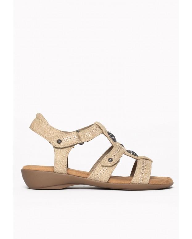 Sandales SONYA NATURAL
