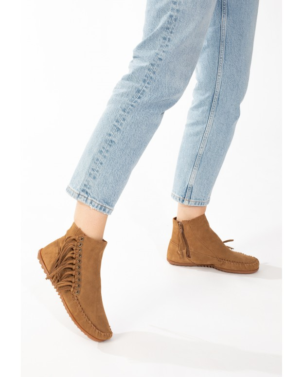 Willow Boot Dusty Brown